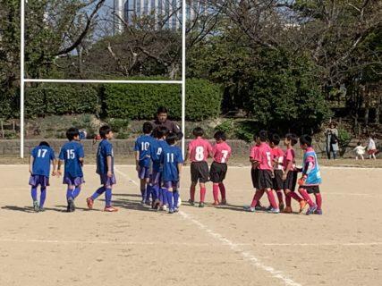 U9 アドバンスリーグ 対 田村、わかば 〜残り4試合!優勝へ向けラストスパート!〜