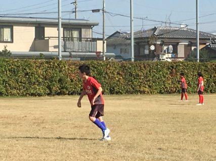 U11 2nd TRM vs 久留米プログレッソ、Avance(佐賀)