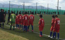 U13クラブユース福岡支部予選
