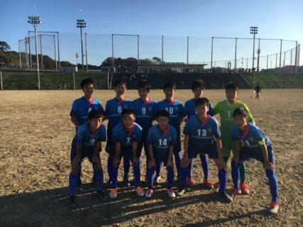 U14 新人戦 第3戦 vs リブレ~勝負にこだわる力強いチームになろう~