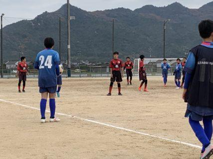 U13TRM-山口県1部リーグに所属する強豪への挑戦‐