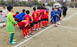 U-11後期2部リーグ第6節(vs板付W)