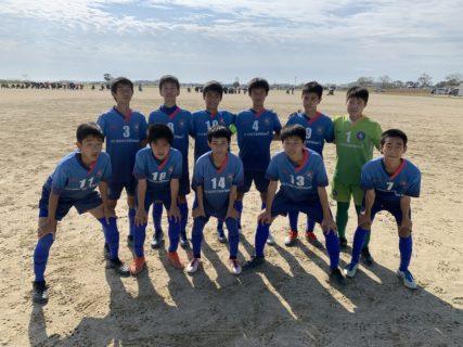 U14 新人戦 第5節 vs ラパシオン~勝った方が決勝トーナメントに大きく前進!!結果は?