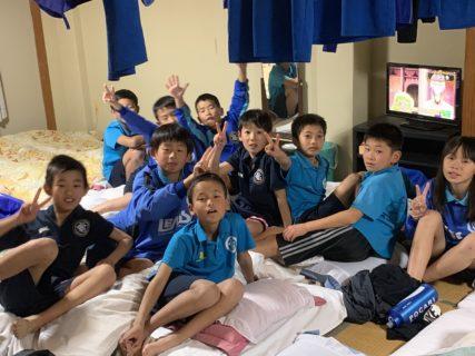U10 ウィンターカップ 宿舎編フォトギャラリー!