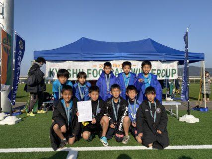 U10 1st 熊本遠征 winter cup -2日目-