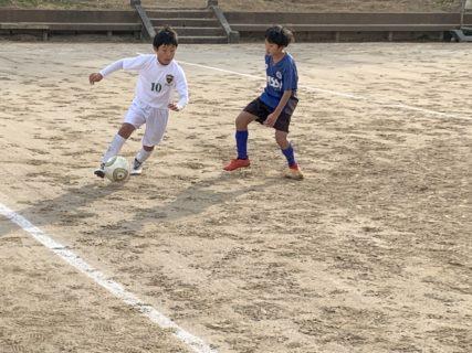 U11 2nd後期リーグ第3・4節