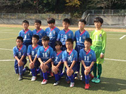 U-11 新人戦福岡県大会ベスト8進出!!(vs寿山、vs城内)