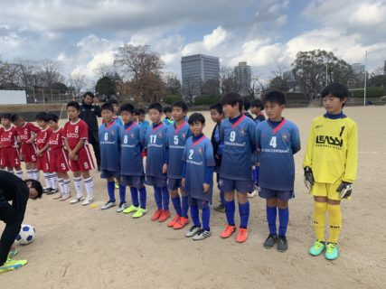 U-11 1st後期2部リーグ開幕!(vs大橋、vsアレシオ、vsわかば)