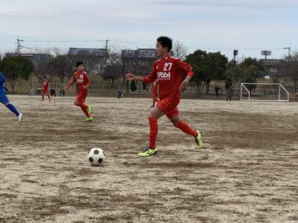 ジュニアユース トップチームTRM vs筑後FC・東福岡AAA~1部で戦う強豪相手にどれだけ戦えるか!?~