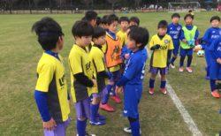 U-9練習試合結果速報(vs福岡西)