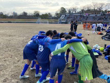 U-12 ・1st 九州少年(フジパン)サッカー大会 福岡支部予選