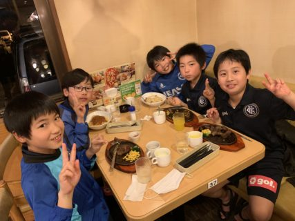 Photo・U11 2nd 田中スポーツカップ!