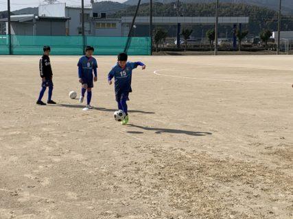 ジュニアユース2nd(Rojo)福岡支部リーグ第2節・3節
