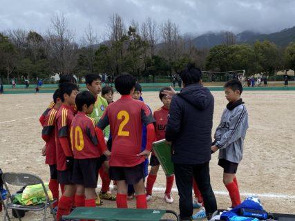 U-12・1st 福岡市長杯 『悔いはない!』 トーナメントで敗戦しましたが総括します