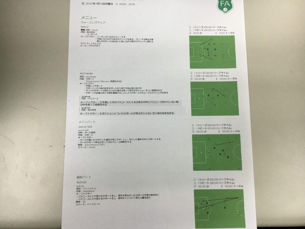 U-12・1st 市長杯へ向けてTRM 〜長崎ドリーム・小田部南〜