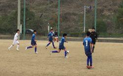 ジュニアユース2nd(Azul)支部リーグ第2・3節