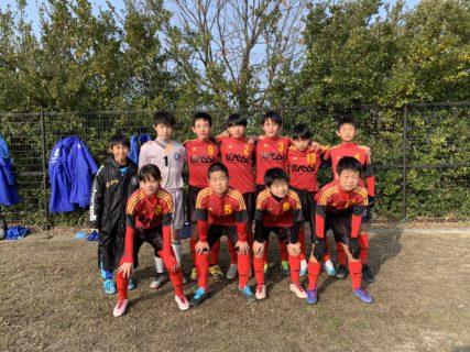 U-12・1st 福岡市長杯 予選リーグ!