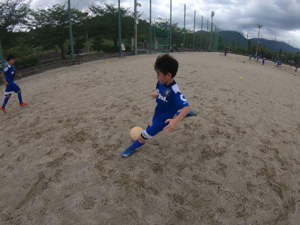 【ダイジェスト映像あり】U12 2nd 活動再開後2回目のTR~サッカーへ適応する~