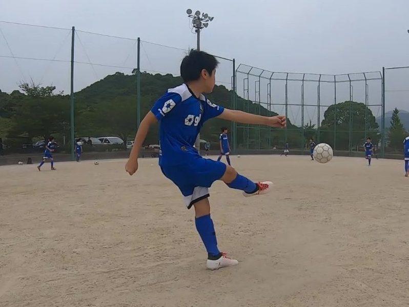 ついに始動!20-21シーズン レアッシ福岡U13