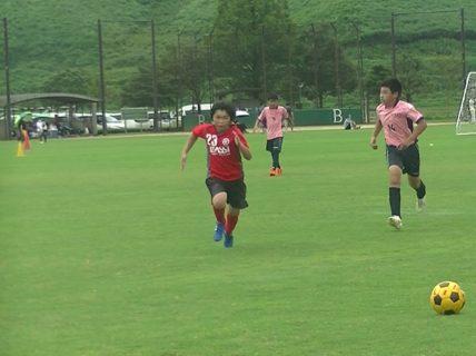 【選手インタビュー動画追加!】U12 2nd 阿蘇ファイアーCUPへ参戦!
