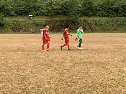 ジュニアユーストップ始動!!vsヴェルスパ大分U15