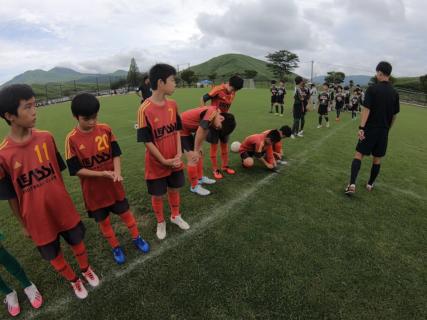 U-12阿蘇ファイアーカップ(vs太陽熊本、vs太陽八代、vsバッサーレ)