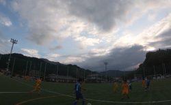 『4か月ぶりの試合を綺麗な人工芝で!』 JY2nd TRM