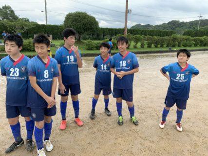 U13TRM vs東福岡AAA 【イメージの共有から多様性への発展】