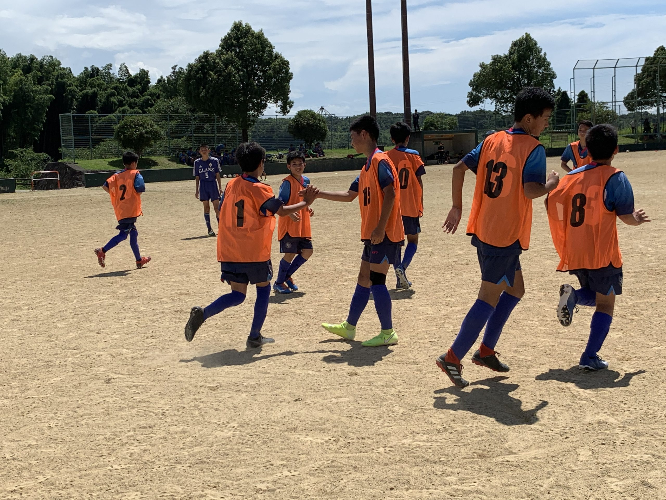 【ゴール映像追加!】U14 TRM~トレーニングと試合を繋げる~