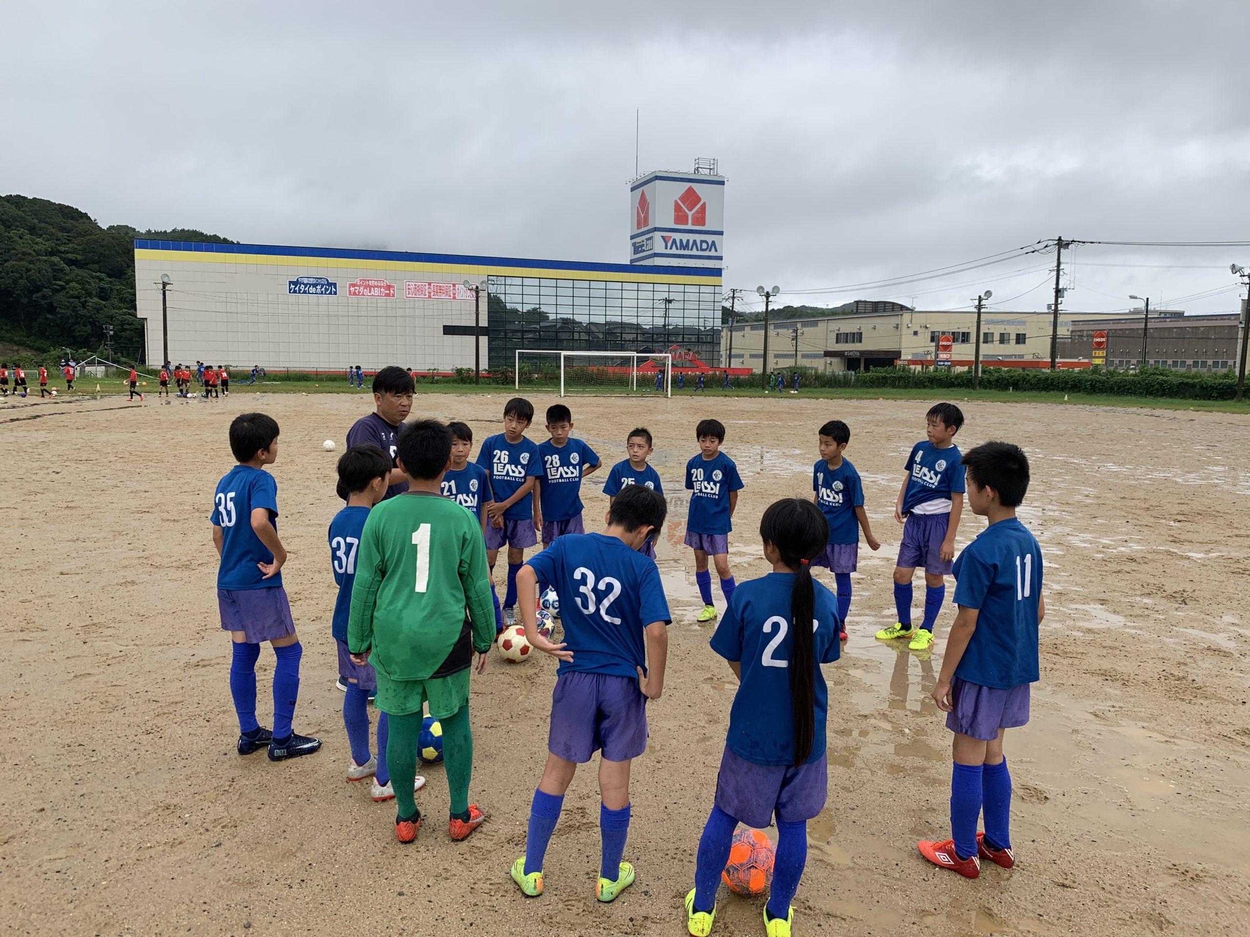 U-11・1st 練習試合 vs カミーリア筑紫野