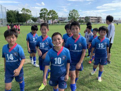 2020 ENJOY THE GAME CUP U-10(vs花鶴オセアノ、vsレアッシ2nd、vsプログレッソ、vsちとせFC、vs田村MARS)