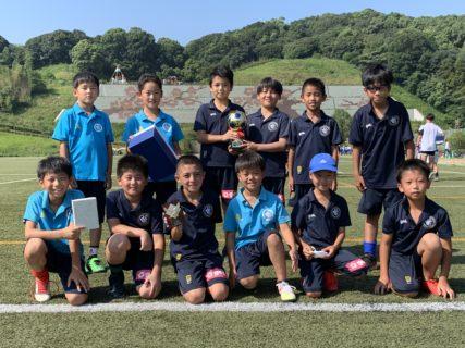 大橋FCサマーカップU-12,U-10総合優勝!!