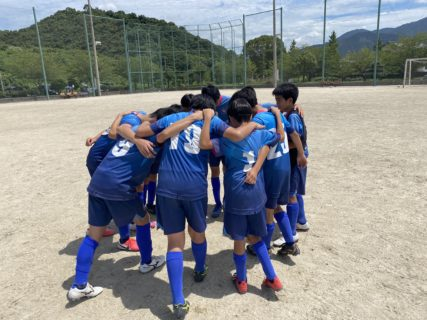 U13 TRM vs 筑後サザン~試合巧者になろう!~