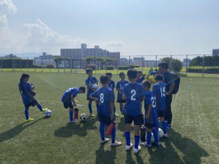 U-11・1st TRM vs 那珂南・ルーザ・弥生
