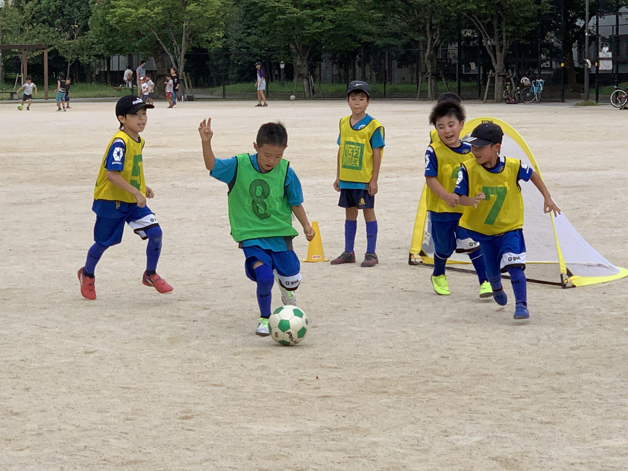 9月スクール生大募集!!レアッシ福岡サッカースクール