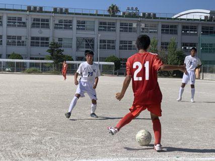 ジュニアユーストップ vs 福翔高校〜集中力が高い試合は見ている者を魅了する〜