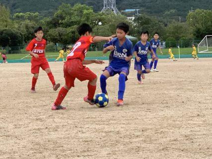 U11 2nd 九州ジュニア vs リベルタ、千早、弥生〜ようやくスタートラインに立ちました〜
