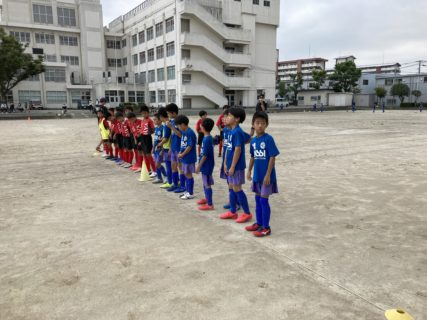 U-10 1st TRM(vs弥生)結果速報!