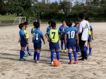 U-10 1st 南区リーグ開幕!!(vs大橋2nd、vs若久)結果速報!!