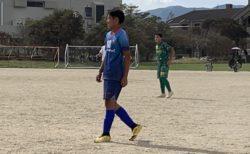 ジュニアユーストップ 県リーグ vs 犀川中〜試合内容が全てではないがこだわってプレーしよう〜