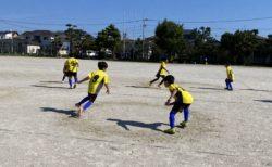 U-9練習試合 vs 大橋・西高宮