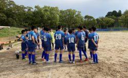 U13 TRM vsオエステ〜相手とサッカーをする〜
