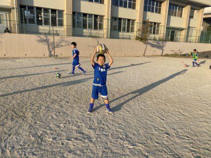 レアッシ福岡サッカースクールが選ばれる理由③~練習メニュー~