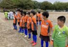 U10 2nd 南区リーグ 第3節、4節 vs 若久、大橋B