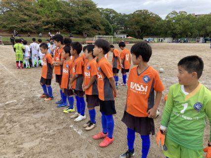 U-10 1st 南区リーグ(vs大橋、vs三宅)結果速報!