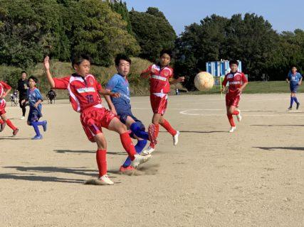 U-12全日本サッカー選手権福岡ブロック順位決定戦結果速報!(vs今宿、vsZYG)