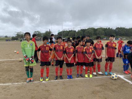 U12 2nd【全日本U12サッカー選手権福岡大会予選リーグ】2戦2勝で決勝トーナメントへ!