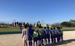 U-12全日本サッカー選手権福岡県大会出場決定!!
