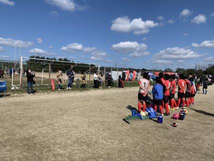 U12 2nd TRM【能力頼みにならないでサッカーをする】