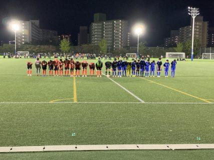U13クラブユース福岡支部予選1次リーグ第2戦